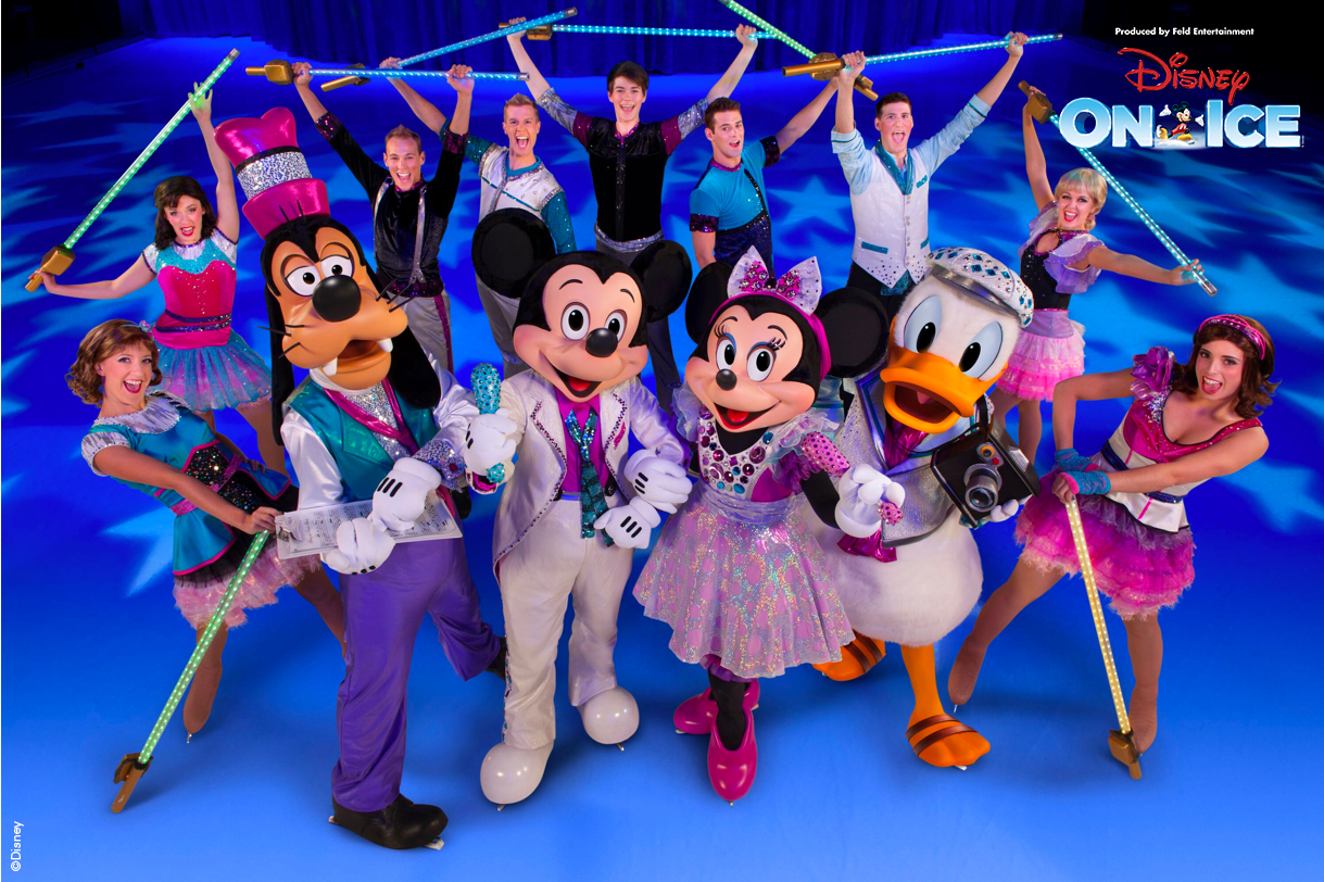 Marketing Disney on ice 2