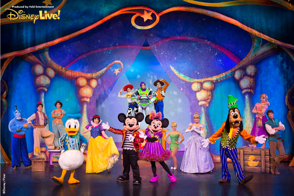 Marketing disney Live 2
